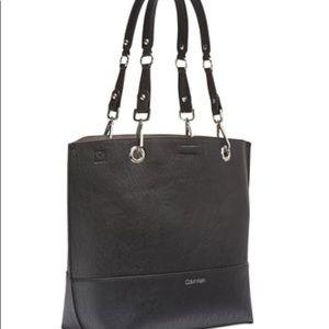 🇺🇸👛🆕 NWT Calvin Klein Sonoma Reversible Tote!!